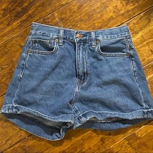 Vintage American Eagle Mom Shorts